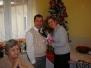09.01.2012 - Oslava narodenín obyvateľov Domova, n.o. - životného jubilea 50. rokov p. Kalafuta, p. Balintovej a p. Lorincovej