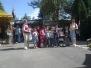 15.05.2012 - Vystúpenie žiakov Špeciálnej základnej školy Veľké Kapušany pri príležitosti dňa matiek