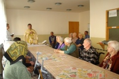 02.06.2011 - Bohoslužba v Domove, n.o. pri príležitosti Nanebov