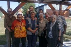 02.09.2011 - Návšteva hospodárskeho dvora vo Veľkých Raškovciach