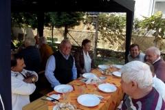 02.10.2011 - Oslava mesiaca ,,úcty k staršim,, v Domove, n.o