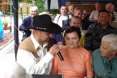 04.06.2012 - Vystúpenie p. Karola Rosenberga v areály zariadenia