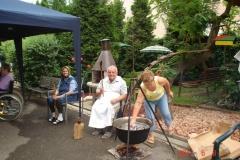 09.06.2011 - letný piknik v Domove, n.o