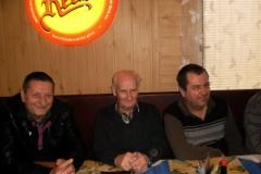 12.4.2013 Posedenie s obyvateľmi pri rieke Latorica