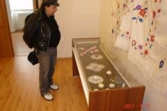 13.04.2011 - výstava veľkonočných kraslíc v Michalovciach a Tre
