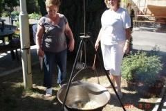 14.09.2011 - piknik v areáli zariadenia, varenie leča