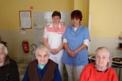 18.11.2011 - oslava 50.výročia zamestnankyne a mením obyvateľky