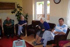 22.07.2011 - Začiatok nového dňa klientov v Domove, n.o