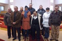 23.01.2013 Návšteva evanjelického kostola v Michalovciach