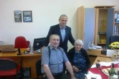 23.09.2011 - Návšteva člena Európskeho parlamentu p. Alojsa Mész