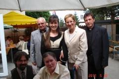 30.05.2012 - Turice - slávnostný obed v areály ZPS s klubom dôchodcov