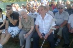 7.7.2013 - Oslava 1150 . výročia príchodu sv. Cyrila a Metoda na Veľkú Moravu- Cirkevná obec Markovce